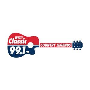 WYXY Classic 99.1 logo