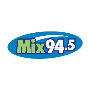 Mix 94.5 logo